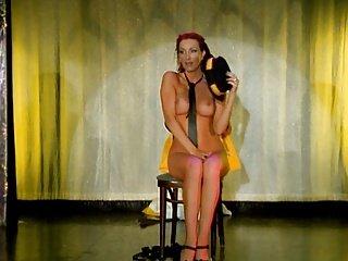 softcore stripper