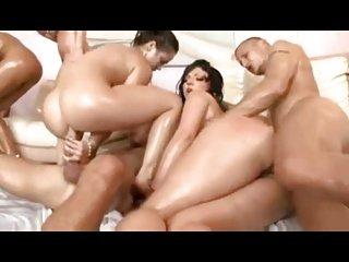 Oiled Orgy...F70