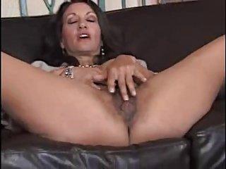 Hot Hairy Hot lady Fingering BVR