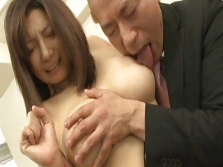 working big tit hot lady 1-Sayuri Mikami-by PACKMANS