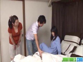 优子喜欢硬的乐趣