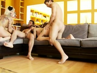 Couch Foursome