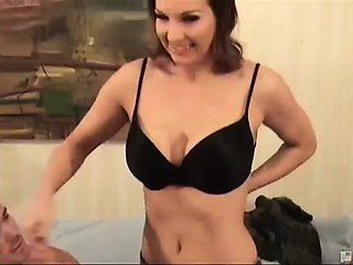 Cynthia was out looking for a car for her sons birthday when we found her. It wasn't hard to get this hot Hot lady back to the pad and riding our big sticks. This Hot lady sure knows how to drive stick. We fuck this hot slut, then we gave her a hot load o