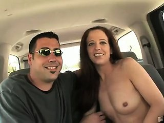 Sabrina and Tony are a couple of crazy swingers. They are on their way to another sleazy swinger's hotel. Tony isn't holding back, he's ready to strip and get Sabrina wet and randy for the road. Swingers are the best gift you can ask for! Cum see the kink