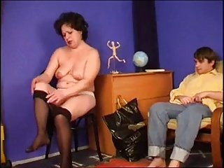 Mature Granny Wants Young Dick