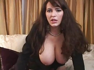 Hot lady with big titties. JOI