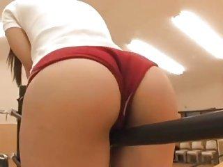 Japanese women masturbation