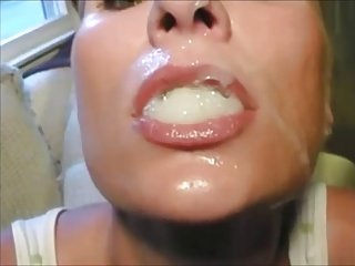 Kelly Cum Whore ! She knows how to play and swallow !