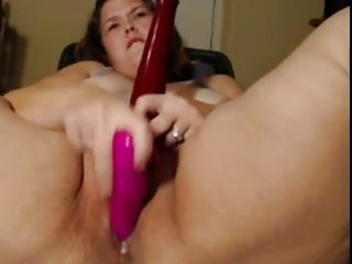 Fat Girl Pussy Play