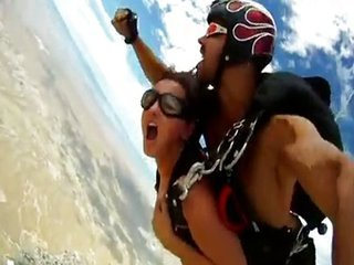 Sexual skydive