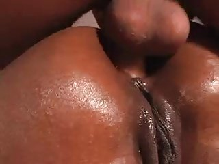 Ebony Beauty Hard Anal