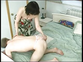Mature he''s her fuck slave