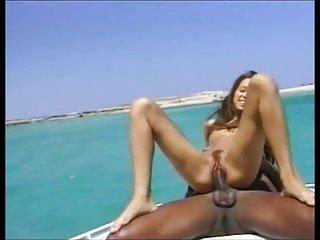 German Teen Maria Gets Black Cook