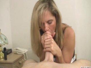 Maid Blow job