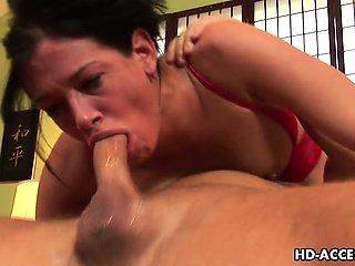 Kinky dolly Tory Lane endures rough face fucking