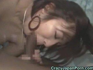 Japanese Girl vs Huge African Dick!