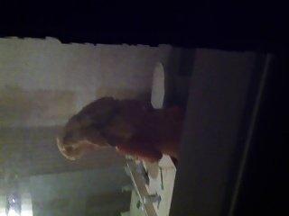 BATHROOM WINDOW SPY 8