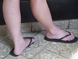 Candid feet #30