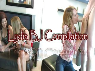 Awesome BJ Facial Compilation - Amateur Lydia