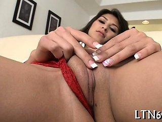 Zealous pussy pounding