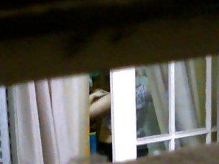 voyeur window