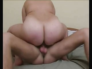 Chubby Mature Get Fuck by Boy