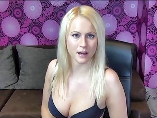 Blonde German squirting