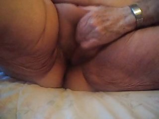 Grandma showed me her pussy