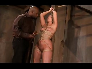 CURVY Hot lady GETS SLAPPED AND INJECTED