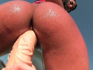 PornXN Big booty babes fisting hard