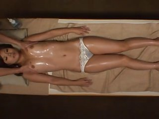 Lesbian Oil Massage Luxury Manami