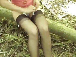 Underwear in the Wood
