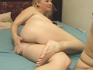 Dos maduras lesbianas hermosas 2