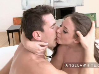 Busty Angela White Fucks Manuel Ferrara