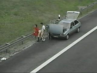 Sex auf deutschen Autobahnen