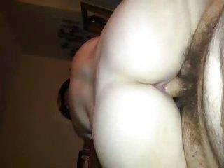 Hot British wife - riding dick & swallows cum