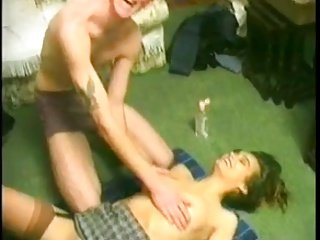 Amateur - MMF uk threesome