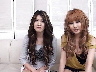 Haiji Mayuu & Misato Ayu