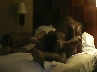 Indian Wife Getting Big black dick