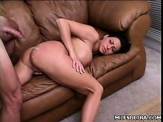 Sexy Hot lady Splooged