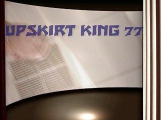 UPSKIRT KING 77