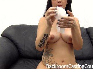 Sexy Nerd Anal Sex Casting