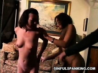 Sexy Spanked Chicks