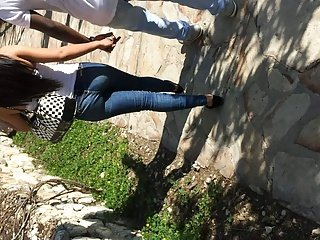 huge ass Colombian