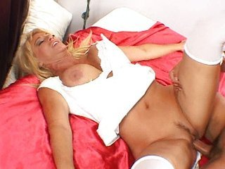 Blond big knockers nurse fucking patient