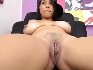 Hot Latina With Big Boobs