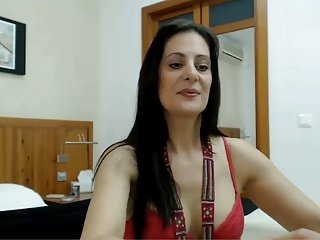 Very hot spanish hot lady in webcam