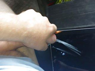 Big Cumshot on my Ipad