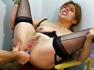 Amazing Mature Dildoed And Fuck
