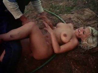 glamorous retro outdoor porn